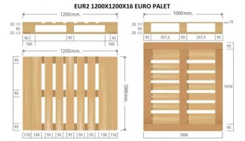 80x120 palet